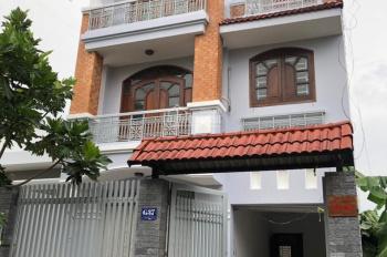 Bán nhà đẹp hẻm lớn đường Lê Thị Riêng, Q12. LH 0989999241