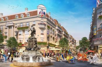 Bán shophouse mặt phố Hạ Long, sàn DT: 580m2, giá rẻ, chiết khấu cao, tặng 200tr, 0908386366