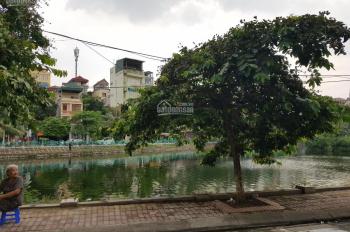 Cần bán gấp nhà đẹp mặt hồ bán đảo Làng Yên Phụ, giá rẻ liên hệ: 0984701066