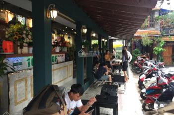 Sang Quán Cà Phê 100% Coffee Q. Gò Vấp, giá thuê 15tr/tháng, lô góc 2MT. Giá 550tr( sang luôn)