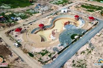 Bán gấp đất nền dự án tại Young Town Tây Bắc Sài Gòn, Đức Hòa, Long An, chỉ 626 tr. HD Bank hỗ trợ