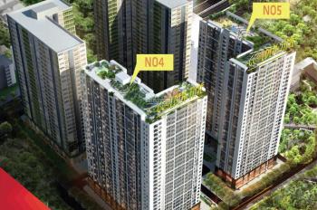 1,5 tỷ/căn chung cư N04 Ecohome 3 căn góc 3PN 68m2 view sông Hồng cách Ciputra Tây Hồ 600m