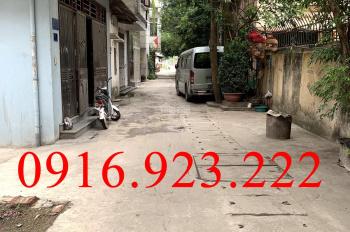 Tôi cần bán gấp mảnh đất 42m2 mặt ngõ phố Lê Lợi Hà Đông. Ngõ thông, rộng 5m. LH: 0916.923.222