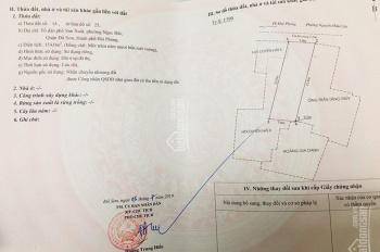 Bán 154m2 đất đường Nguyễn Hữu Cầu, Ngọc Hải, Đồ Sơn, Hải Phòng