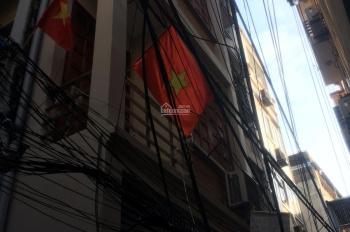 Chính chủ bán nhà 4 tầng mặt phố Khâm Thiên, diện tích: 68,4m2, mặt tiền rộng: 4,30m 0982482388