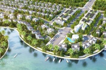 Bán nền biệt thự vườn, view sông, thiết kế hiện đại, đẳng cấp 5 sao, 29 triệu/m2, sinh lợi cao