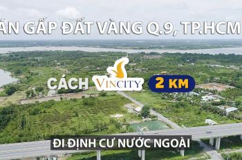90 tỷ- Chính chủ bán gấp đất 19,600m2 gần Vincity, P. Long Phước, Q.9