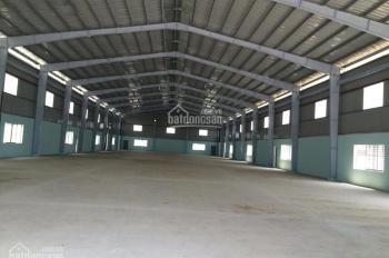 Cho thuê xưởng 4000m2 mặt đường 10, Đông Sơn, Thủy Nguyên, có thể thuê lẻ