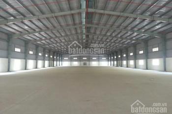 Cho thuê kho xưởng mới đường QL 10 Thuỷ Nguyên, DT từ 1000m2 - 2000m2, xe công vào tận nơi