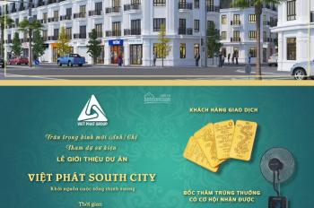 Việt Phát South City, cơ hội đầu tư sinh lời cao tại Hải Phòng. Call ngay 0936819477 để biết TT
