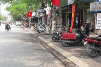 Bán nhà vị trí đẹp nhất mặt đường Cát Dài, Lê Chân, Hải Phòng