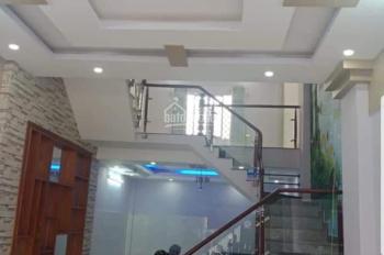 Nhà Nguyễn Hữu Trí, 1 trệt, 2 lầu, 3,3 tỷ, TL, Bình Chánh, gần sông chợ Đệm