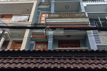 Cho thuê nhà mặt tiền kinh doanh Bùi Đình Túy - DT 4x16m - T + 3L - ST - Nhà mới giao ngay
