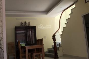 CHo thuê nhà riêng ngõ 117 Trần Cung DT 210m2 thiết kế 4PN, giá 10 tr/th