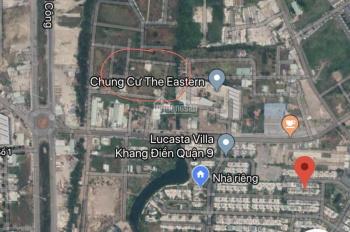 Bán đất nền CĐ sư phạm TW, Liên Phường, lô góc ,quận 9 đường xe hơi kề Verosa Khang Điền