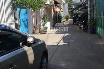 Bán nhà hẻm ô tô 15 Cầu Xéo, P Tân Sơn Nhì, Q TP, DT 4m x 22,5m, vuông vức 2 lầu, mái BTCT