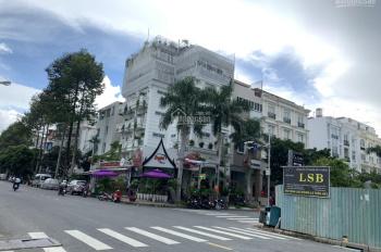 Bán khách sạn góc 2 mặt tiền đường Đặng Đại Độ, Phú Mỹ Hưng, Quận 7 giá 75 tỷ