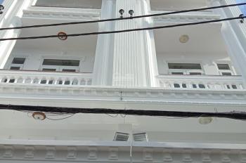 Bán nhà sổ hồng riêng cao cấp đường Hiệp Thành 17, phường Hiệp Thành, Quận 12, DT 4,5x15m