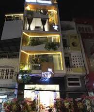 Cần bán nhà 5 tầng 15PN mặt tiền Trường Sơn, P. 2 Tân Bình