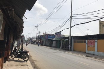 Cho thuê xưởng 20 x 50m= 1000m2 mặt tiền Võ Văn Vân giá rẻ, vị trí cực đẹp