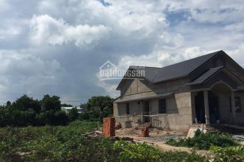 Đất thổ cư mặt tiền gần ngã tư Phạm Văn Cội và đường Cây Trắc, xã Phú Hoà Đông, Củ Chi