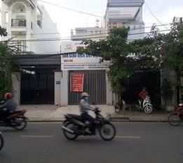 Bán nhà mặt tiền đường Hà Huy Giáp, Q. 12, 100m2 thổ cư 100%