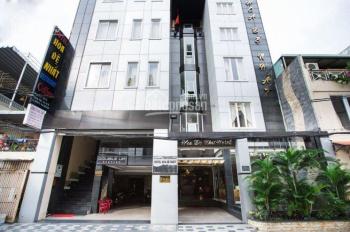 Bán khách sạn cực đẹp đường Nguyễn Thái Bình, 12m x 27m nở hậu 14.5m nhà 6 lầu cho thuê 2,5 tỷ/năm