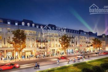 Bán nhanh Shophouse Châu Âu mặt Hạ Long đối diện Royal Hotel, giá rẻ nhất thị trường. 0987626689