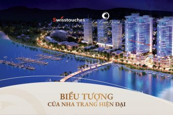 Căn hộ giá rẻ nhất tại dự án La Luna Resort Nha Trang với cam kết mua lại 120%. LH: 0972658714