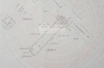 Bán nhà MT Nguyễn Trọng Tuyển, ngay ITO, DT 3,2 x 12m, trệt 2 lầu ST, cho thuê 30tr. Giá 10 tỷ