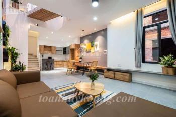 Cho thuê nhà đẹp gần đường Thanh Long, 3 phòng ngủ, hiện đại giá 18 triệu/th - Toàn Huy Hoàng
