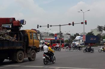 Bán nhà kinh doanh mặt đường Nguyễn Văn Linh, diện tích 53.7m2, ngay cầu vượt đường 5, giá 6.3 tỷ