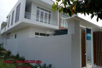 Căn nhà lầu mặt tiền đường Duy Tân, P. Trường Chinh, TP. KonTum. Liên hệ 0943.748.226