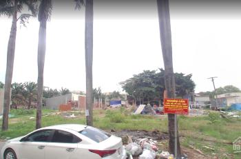 Bán lô đất thổ cư MT Trương Văn Hải, đối diện trường Hoa Lư, P Hiệp Phú, Quận 9, giá 1tỉ6/nền, SHR