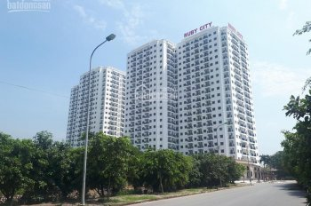 Cho thuê chung cư Ruby City 3 Phúc Lợi, Long Biên Hà Nội, 3 phòng ngủ, giá 5.5tr/th. LH 0834888865