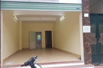 Cho thuê làm cửa hàng hoặc văn phòng tầng 1, mặt phố Thụy Khuê, Tây Hồ