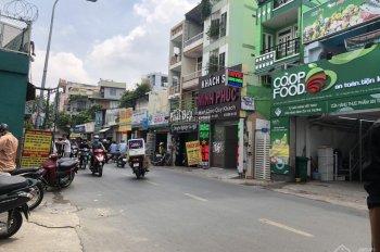 Cần tiền bán gấp MT Nguyễn Văn Đậu Bình Thạnh 125m2 trệt 2 lầu giá 13 tỷ TL. Liên hệ 0938548670