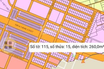 Cần bán lô đất trong dự án HUD, cách đường Lê Hồng Phong 1 dãy nhà, giá 7.5 tr/m2, gọi 0972 880 800