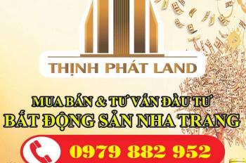 Bán đất 3 mặt tiền Dương Hiến Quyền - Vĩnh Hòa, 186,5m2 - ngang 7.54m - 150tr/m2, LH 0979882952 Tú
