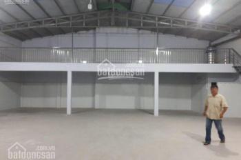 Cho thuê xưởng 640m2 giá 24tr/tháng ở đường Huỳnh Thị Hai, P. Tân Chánh Hiệp, Quận 12