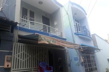 Bán nhà 1 trệt 1 lầu, 4x15m, 2.95 tỷ, đường Trần Thị Hè, P. Hiệp Thành, Q12