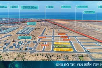 Đất biển chỉ 1.6 tỷ ngay bãi tắm - TT thành phố Tuy Hòa - đã có sổ