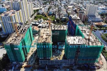 Shophouse mặt tiền đường Võ Văn Kiệt. Cụm dự án 577 mật độ dân cư đông thuận tiện mua bán