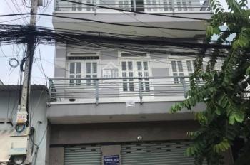 Cần bán gấp mặt tiền 82 đường Số 16 Bình Hưng Hòa, Quận Bình Tân. DT 6x10m, 3 lầu mới, giá 6,3 tỷ