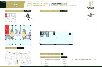 Hot! Bán căn góc sàn thương mại đắc địa nhất Dream Land Duy Tân, cho thuê tới 80 triệu/tháng