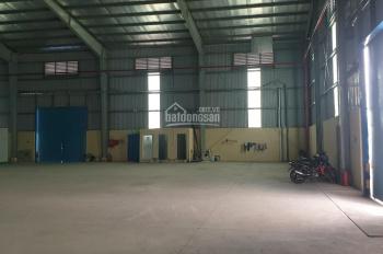 Công ty cho thuê nhà xưởng diện tích đa dạng 500 - 1000m2 trong khu công nghiệp Cần Giuộc, Long An