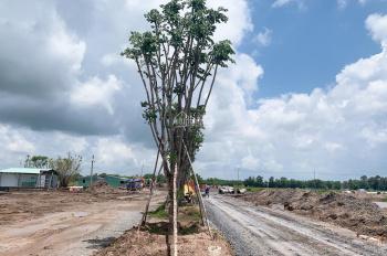 Bán gấp lô đất vị trí đẹp KDC Phú An Thạnh giai đoạn 1, ngay KCN Phú An Thạnh - Bến Lức, giá 700tr