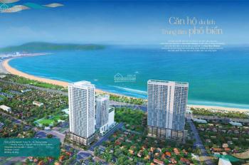 Bán căn hộ du lịch Quy Nhơn Melody tầng cao view biển giá 1,65tỷ, thanh toán 3 năm, lợi nhuận kép