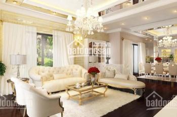 Cho thuê căn hộ 4PN, 200m2, full nội thất đẹp, Block A, Sarina - Khu đô thị Đại Quang Minh