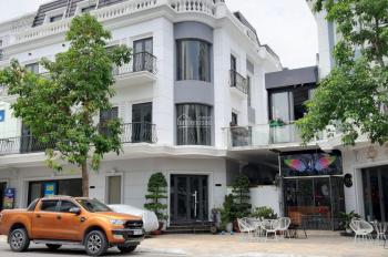 Bán gấp shophouse 135m2 khu Hoàng Gia Vinhomes Dragon Bay Hạ Long, giá tốt sang tên nhanh